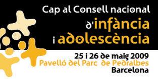 Infància i adolescència a Catalunya-http://infancia.diomira.net-25 i 26 de maig de 2009